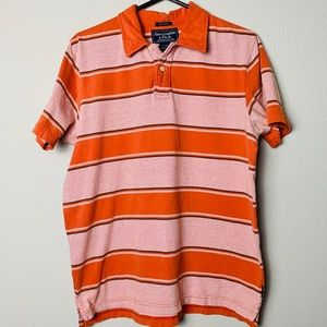 Men's Abercrombie & Fitch polo